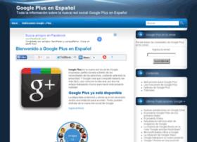 googleplusenespanol.com