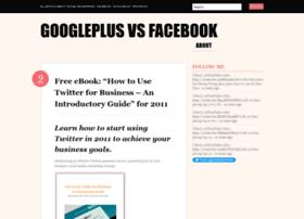 googleplusfacebook.wordpress.com