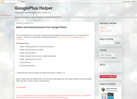 googleplushelper.blogspot.com