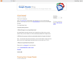 googlereader.blogspot.com