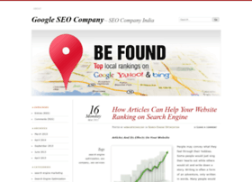 googleseocompanies.wordpress.com