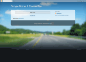 googlesniper2reviewsite.blogspot.com