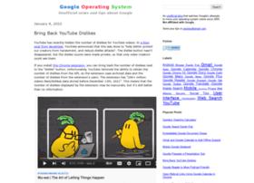 googlesystem.blogspot.ch