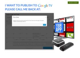 googletv.lightcast.com