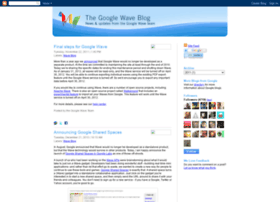 googlewave.blogspot.com