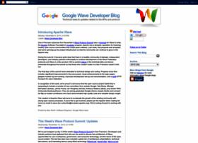 googlewavedev.blogspot.com