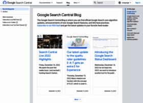 googlewebmastercentral.blogspot.com