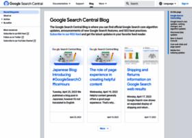 googlewebmastercentral.blogspot.fr