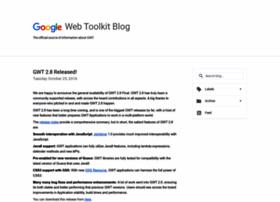 googlewebtoolkit.blogspot.in