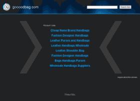 goooodbag.com