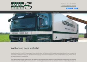 goordentransport.nl