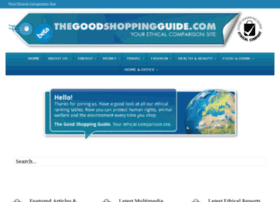 gooshing.co.uk