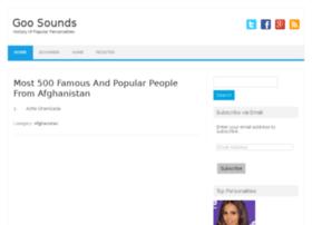 goosounds.com
