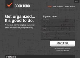 gootodo.com