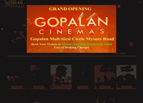 gopalancinemas.com