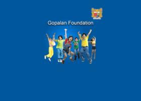 gopalanschool.com