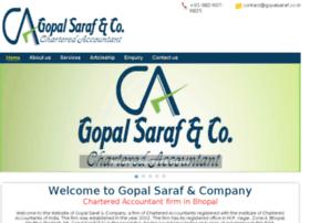 gopalsaraf.co.in