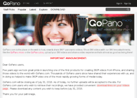 gopano.com