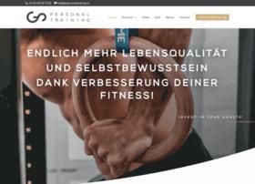 gopersonaltraining.ch