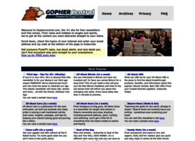 Gophercentral.com
