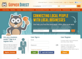 gopherdirect.com