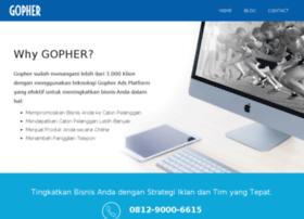 gopherindonesia.com