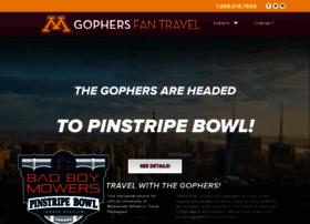gophersfantravel.com