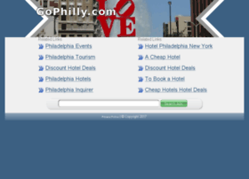 gophilly.com
