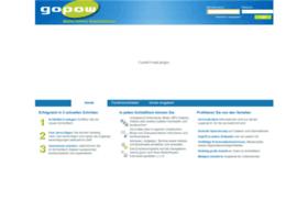 gopow.com