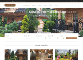 goralskiedomki.com.pl