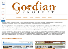 gordianproject.com