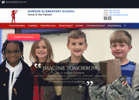 gordon.mychesterfieldschools.com