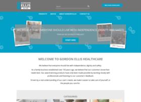 gordonellishealthcare.co.uk