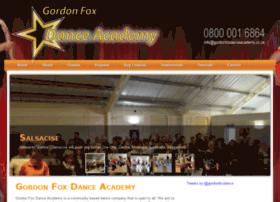 gordonfoxdanceacademy.co.uk