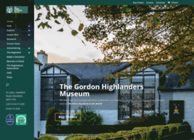 gordonhighlanders.com