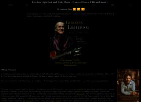 gordonlightfoot.com