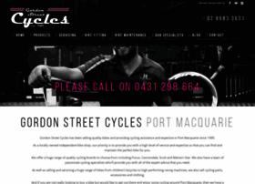 gordonstreetcycles.com.au