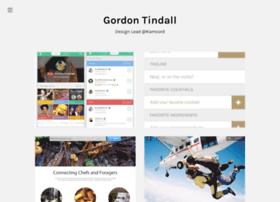 gordontindall.carbonmade.com
