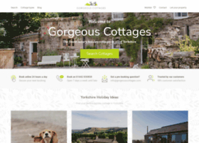 gorgeouscottages.com