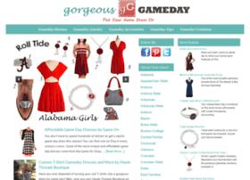 gorgeousgameday.com