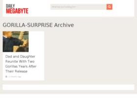 gorilla-surprise.dailymegabyte.com
