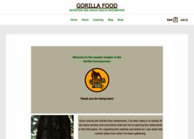 gorillafood.com