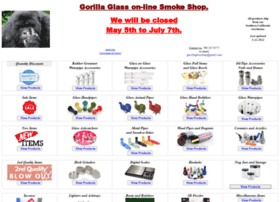 gorillaglass.com
