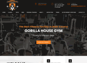 gorillahousegym.com