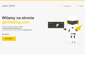 gorillaking.com