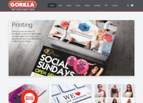 gorillaprint.com.au