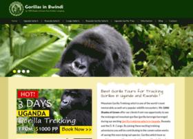 gorillasinbwindi.com