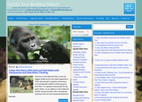 gorillatourbooking.com