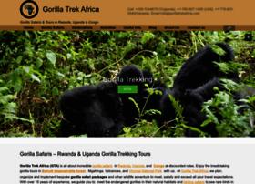 gorillatrekafrica.com
