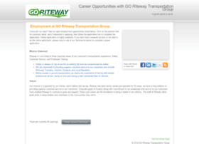 Goriteway.hrmdirect.com